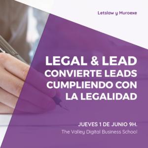 Evento Legal Lead