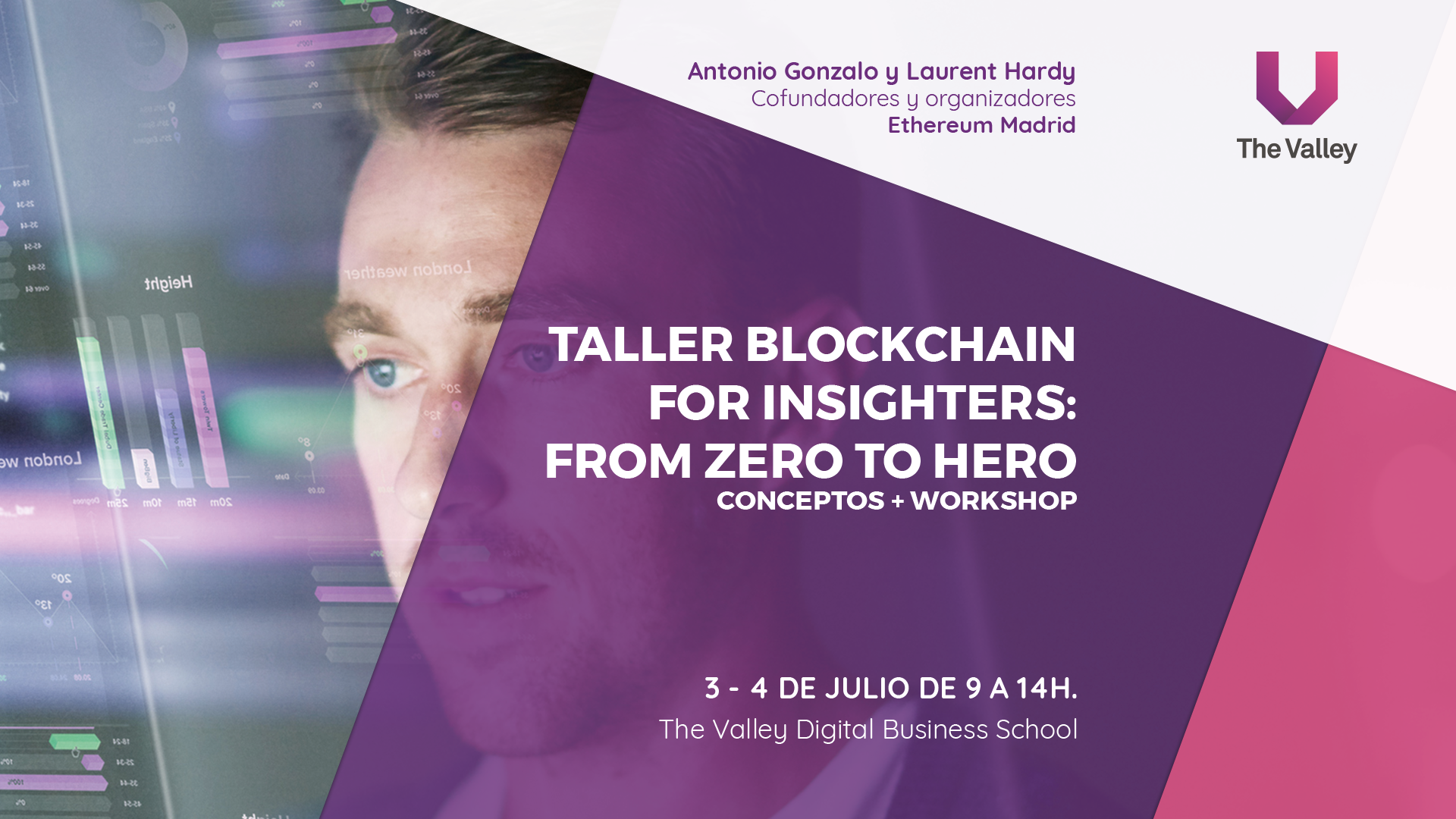 Evento Taller Blockchain