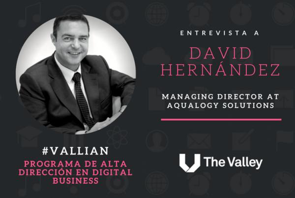 Entrevista David Hernández