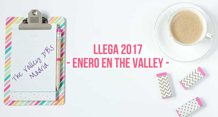 Agenda #WorkshopsValley de enero
