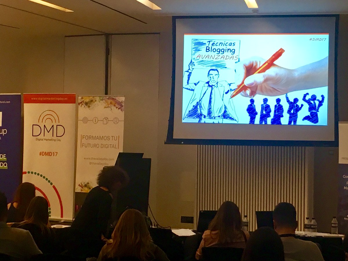 Resumen del Digital Marketing Day Madrid