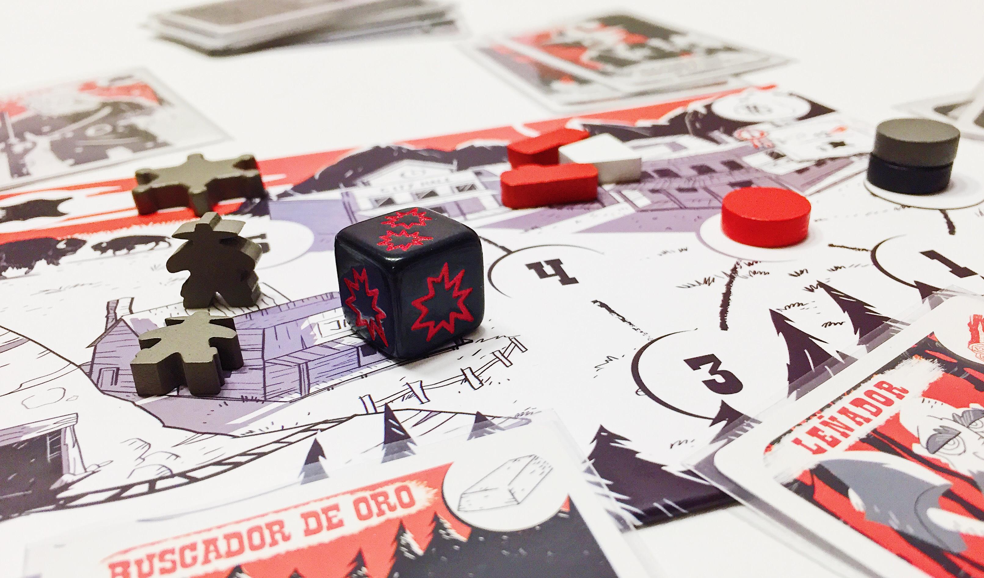 Diseñando un producto: Diario de un juego de mesa