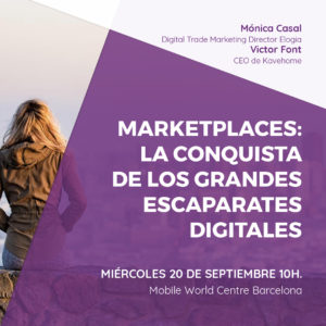 Evento Marketplaces Barcelona
