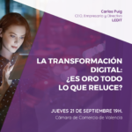 Evento Camara Valencia Transformacion Digital