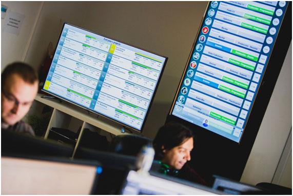 Smart Visual Data - paneles
