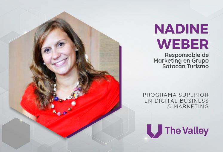 Entrevista Nadine Weber
