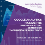 Google Analytics ha muerto