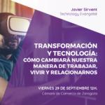 Evento transformacion y tecnologia