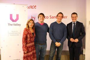 BNext gana el Fintech Open Challenge de The Valley y Banco Santander